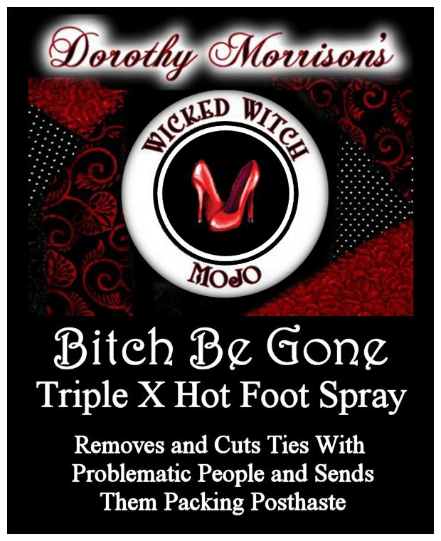Wicked Witch Mojo Sprays