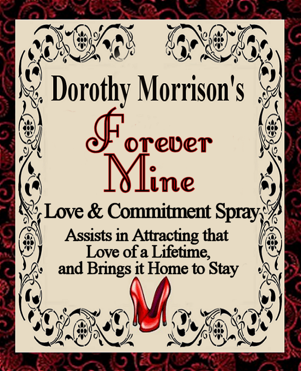 Forever Mine Spray