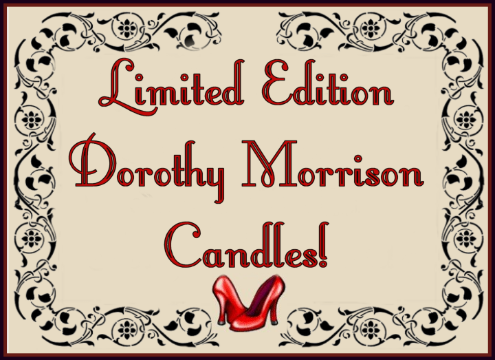 Limited Edition Candles