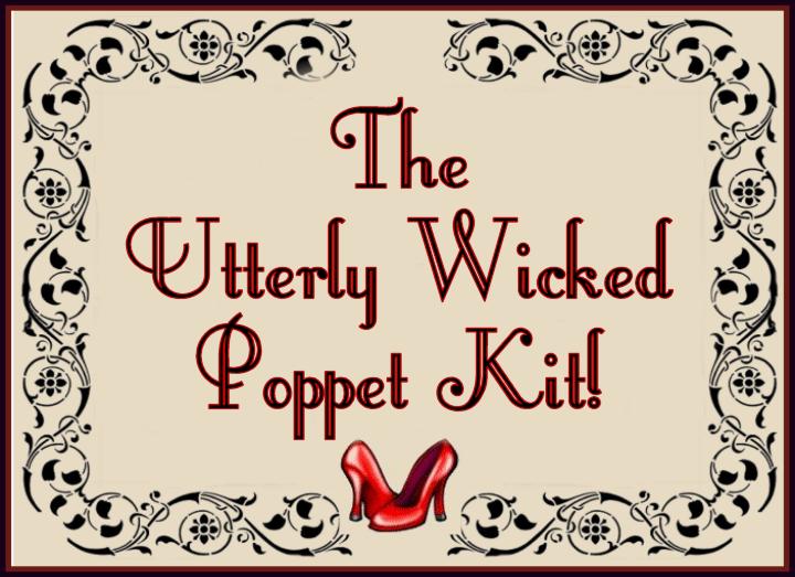 Utterly Wicked Poppet Kit